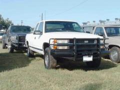 1999 Chevrolet Blazer Legend Front Bumper