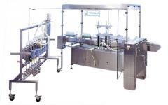 DFS Dockable Flow Meter Filling Machine
