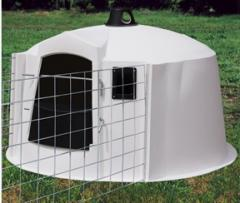 PolyDome High Door Calf Nursery