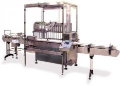 DFS Non-Dockable Filling Machine
