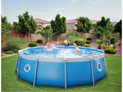 Round Tuff Pools