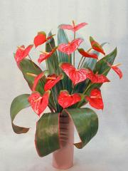Hawaiian Butterfly Bouquet -15 Stems