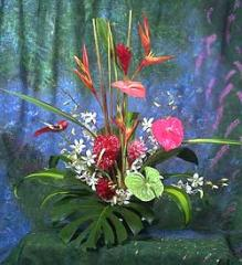 Aloha Tropical Surprise Bouquet