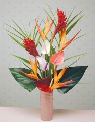 Hilo Princess Tropical Bouquet