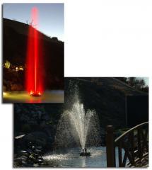 Toba Fountains