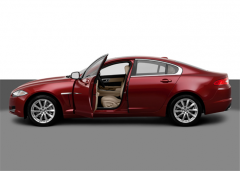 2012 Jaguar XF Base Vehicle