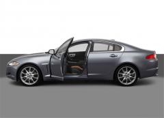 2012 Jaguar XF Supercharged Vehicle