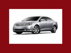 2013 Buick LaCrosse FWD Leather Vehicle