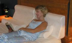 Sit-Up's Headboard Pillow