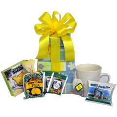 Tea Tower Gift Set