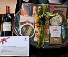 Wine/Champagne Gift Basket