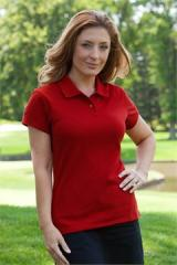 Adidas Women's Climalite Blended Pique Polo