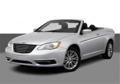2012 Chrysler 200 Convertible Vehicle
