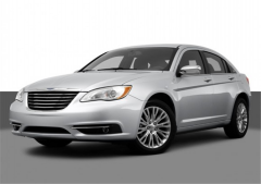 2012	 Chrysler 200 Sedan Vehicle