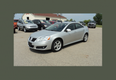 2009 Pontiac G6 Sedan Vehicle