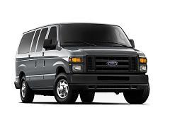 2012 Econoline E-150 Cargo Van