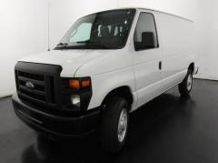 2009 Ford E-150 and Econoline 150 Cargo Van