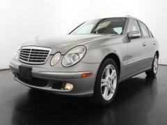 2006 Mercedes-Benz E350 4MATIC Sedan Car