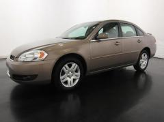 2007 Chevrolet Impala LT Car