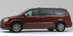 2012 Chrysler Town & Country Limited Van