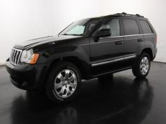 2008 Jeep Grand Cherokee 4x4 Limited SUV