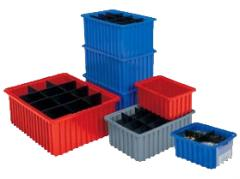 Akro-Grids Containers, Dividers, Lids &