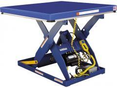 Scissor Tables