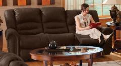 Power Dual Reclining Sofa Evan Collection