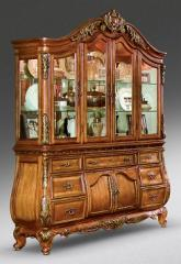 Two-piece China Cabinet Marseille Collection