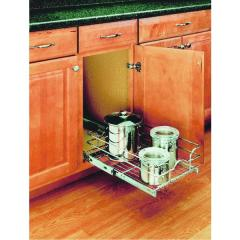 Rev-A-Shelf Single Pull-Out Cabinet Organizer