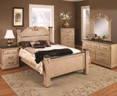 Bedroom Set Kenosha by Lang