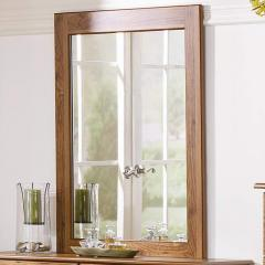 Special Framed Mirror With Supports by Lang