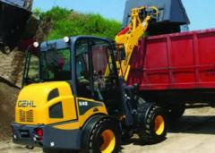 Gehl Articulated Loaders