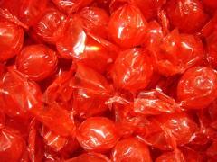 Candy Cinnamon Balls