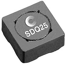 SDQ Series; Low Profile Dual Winding Shielded