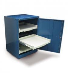 Roll-Out Tray Cabinets