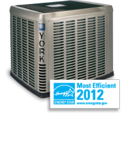 York® Affinity™ CZH Air Conditioner