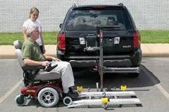 Silver Star Power Chair Vehicle Lift