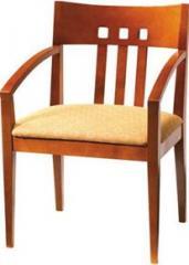 Masque Arm Chair