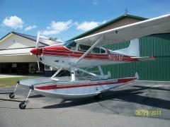1975 Cessna A185F Amphibian
