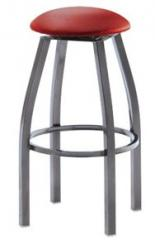 Atoll Backless Swivel Barstool