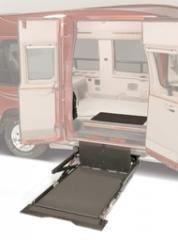 Under Vehicle Lift Storage for Maximum Interior