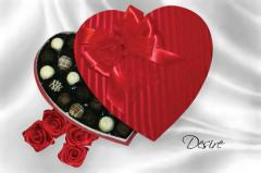 Valentine Heart Shaped Boxes