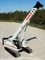 Telescopic Crawler Cranes