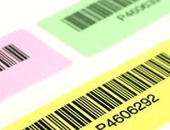 Bar-coding Labels