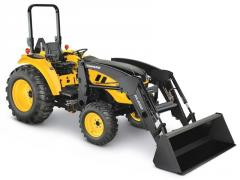 Yanmar Lx410 Compact Utility Tractors