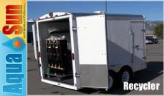 Recycler 20 Trailer Mounted Portable Water