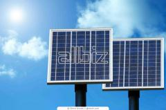 Solar electrical producing systems