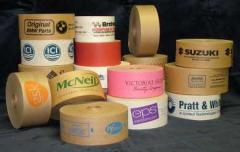 Water Activated Reinforced Gum Tape