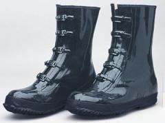 Black Rubber Boots